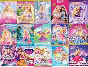 Barbie Movies Photo Barbie S Movies Prinzessin Filme Kindheitserinnerungen Barbie