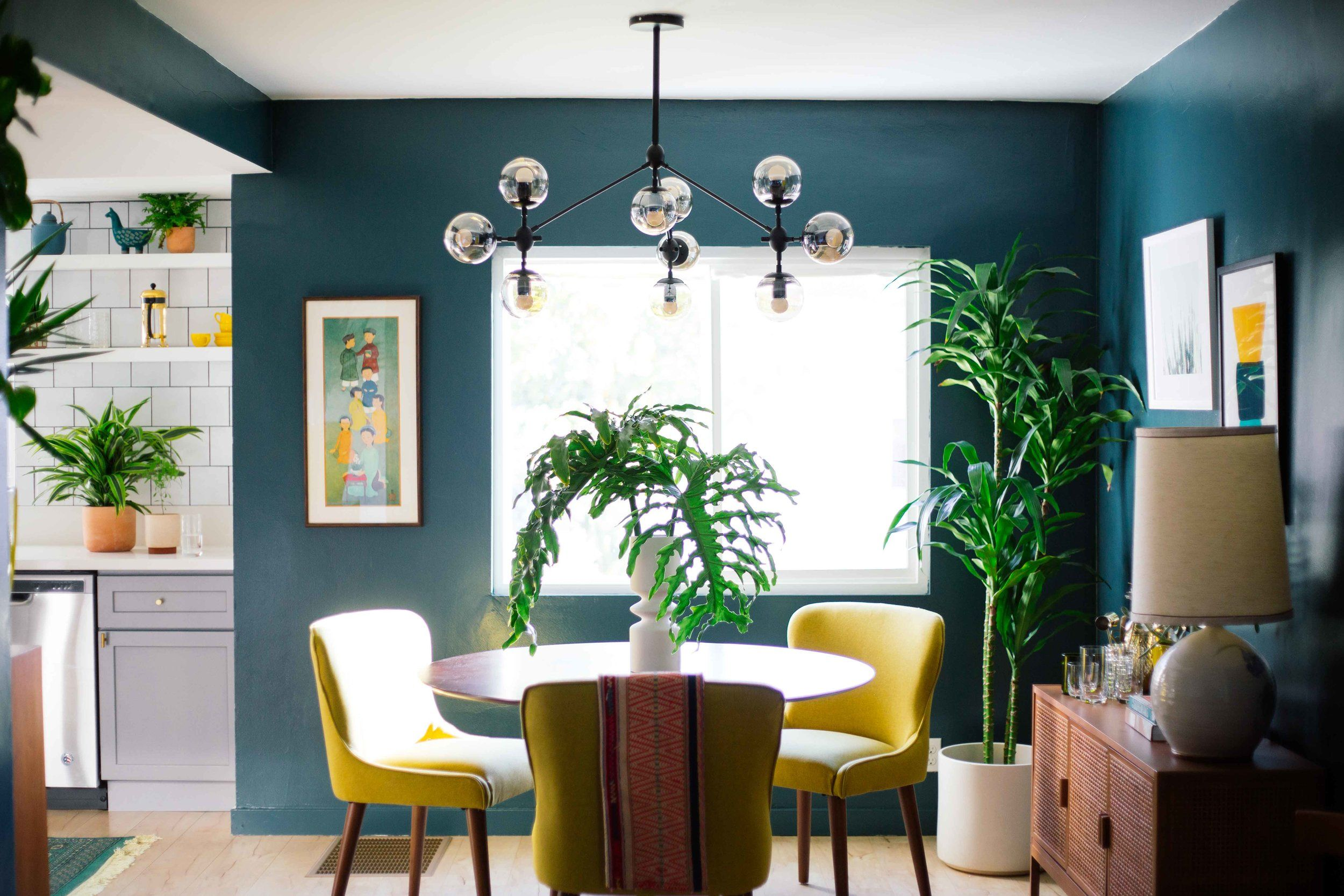 How to Use Color in an Open Floor Plan — OLD BRAND NEW ...