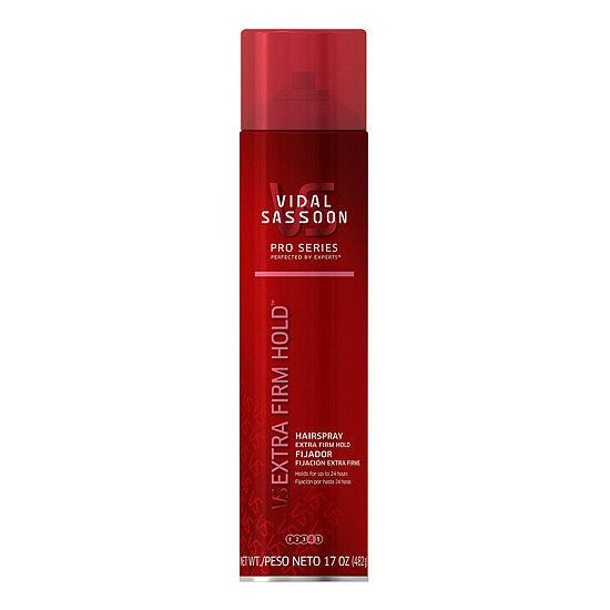 Remember Vidal Sassoon hair care? The brand is back in a big way! See more of our favorite affordable hair sprays when you click: