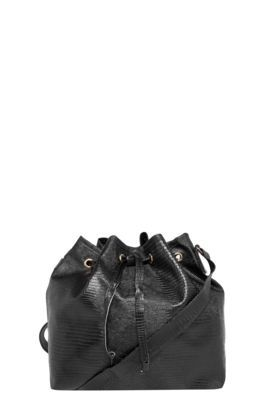 4a1630de9 Bolsa Saco DAFITI ACCESSORIES Lezard Preta | Bags | Pinterest ...