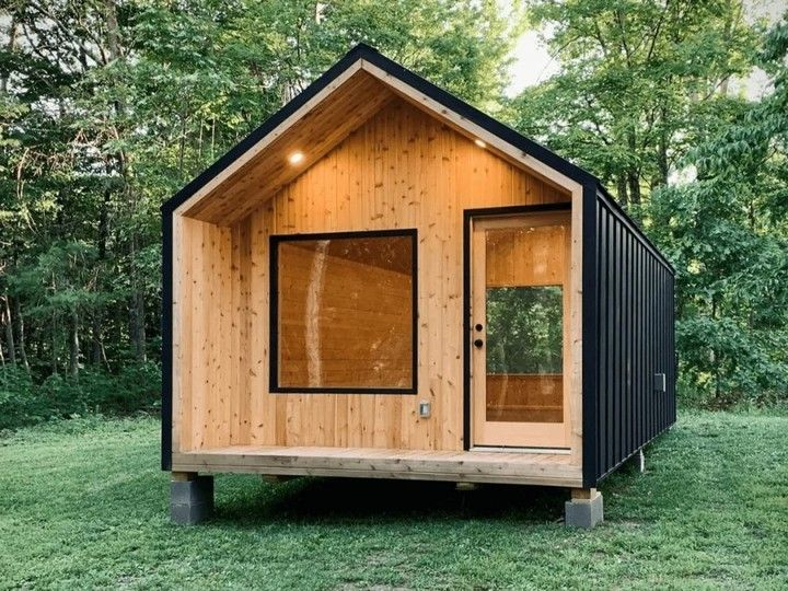 "Opulent Construct on Instagram ""Prefabs 😍 These buildings provide the perfect space to live work create or relax and enjoy nature They can be used as offices …"""