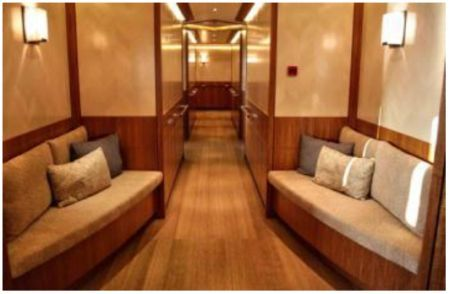 Seven Seas Yacht Interior Out Spielberg S 200 Million Yacht
