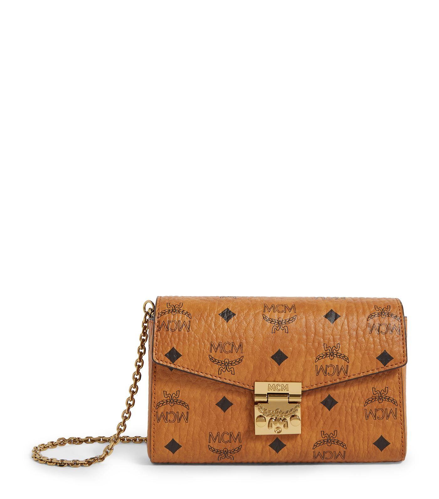 MCM Small Visetos Millie Cross Body Bag #AD , #Aff, #Visetos