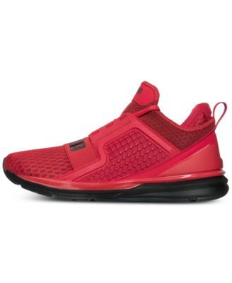 886eb591026 Puma Men s Ignite Limitless Sneakers from Finish Line - Red 11.5 ...