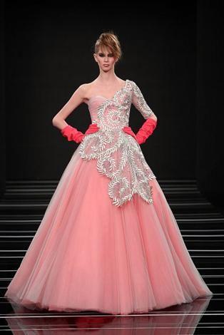 فساتين سهرة قصيرة فخمة Haute Couture Dresses Fashion Dresses