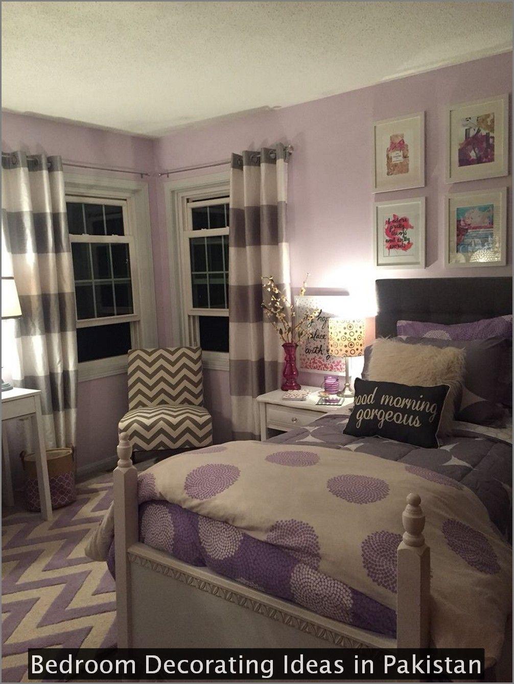 Pin On Bedroom Diy Decor Teen bedroom design purple