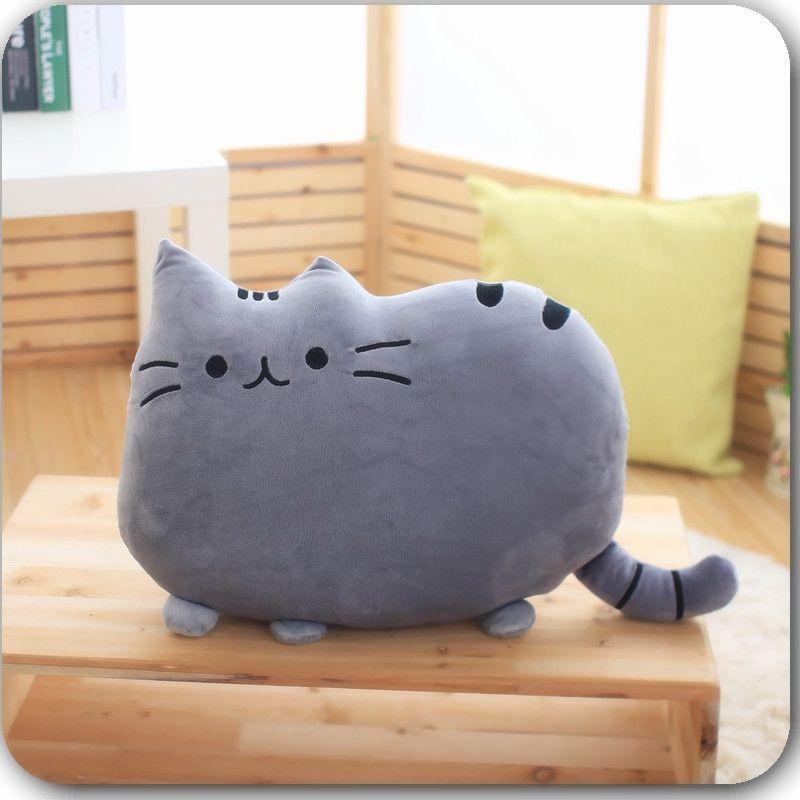 Huggable Cat Pillow | Cute cushions