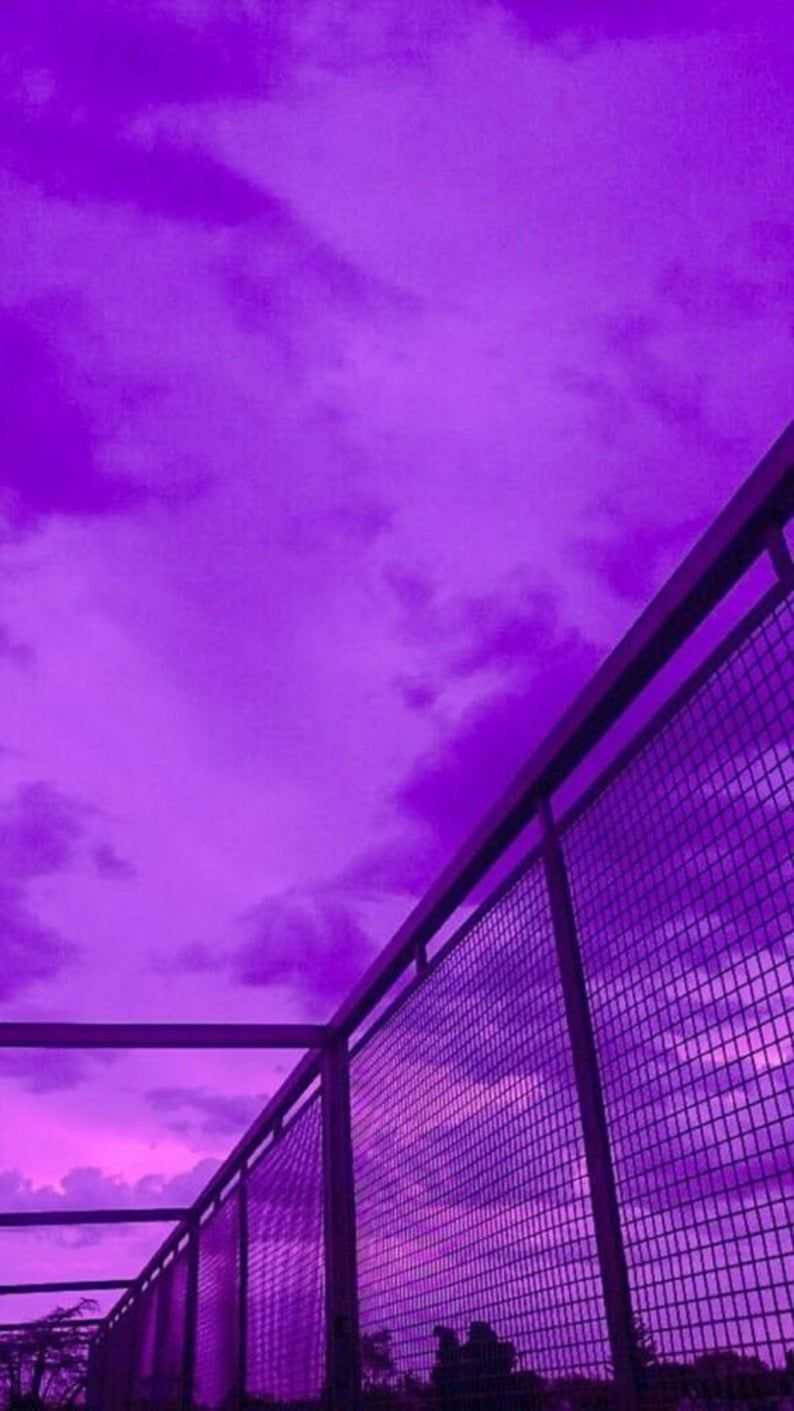100 Pics Euphoria Purple Wall Collage Kit (UPDATED). Digital Download. Dorm Boujee Bedroom Neon Purple Collage Kit.