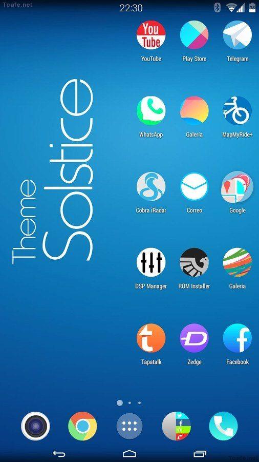 Solstice HD Theme Icon Pack 런처 아이콘 테마 55 20~ 토렌트 gui
