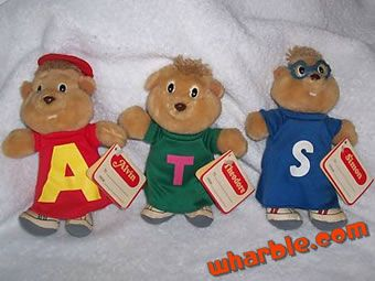 the dolls and alvin chipmunks pussy cat