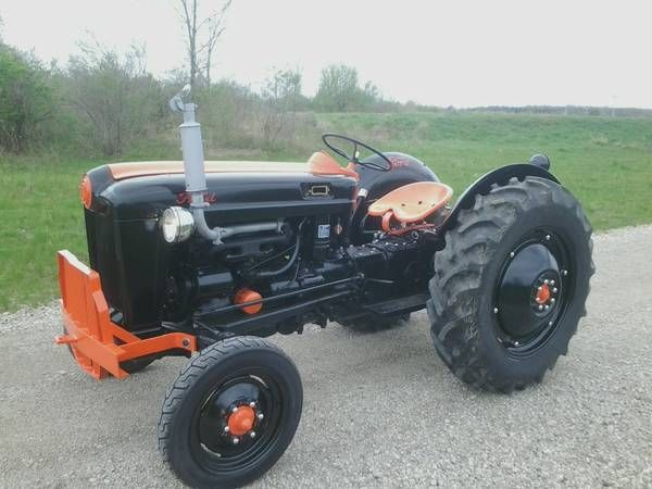 Pin By Neal Duncan On Ford Tractors Pinterest Tractor Ford And Ford Tractors