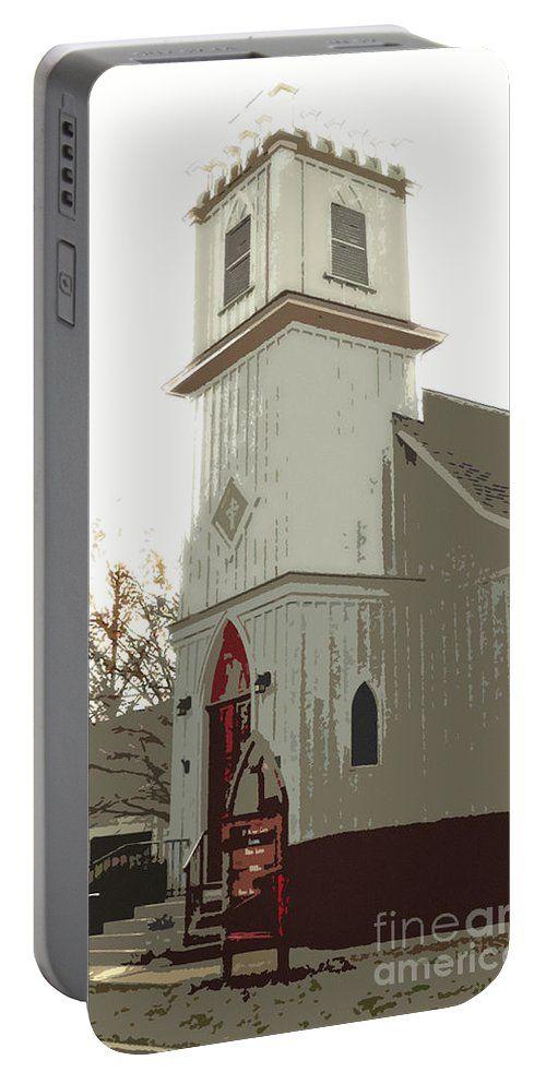 St Matthews Episcopal Church Covington, TN Portable Battery Charger