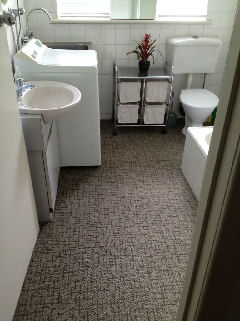 White Wall To Wall Bathroom Carpet Cheap Flooring Flooring