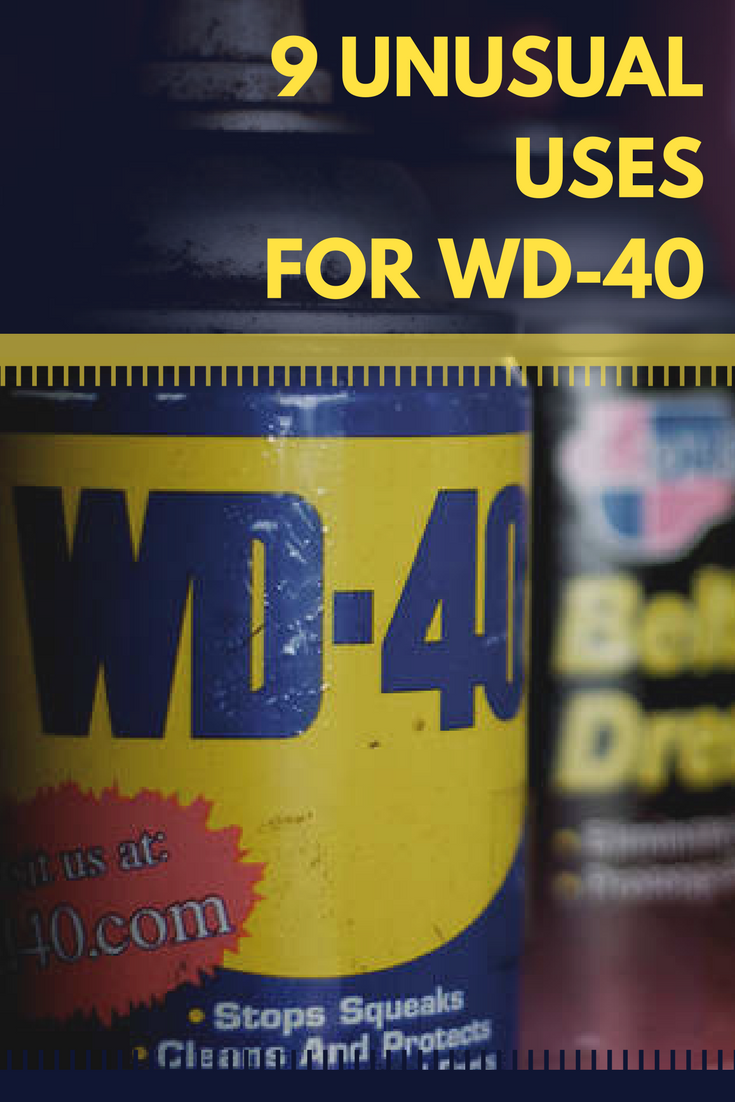 9 unusual ways to use wd 40 fix it bob vila 39 s picks wd 40 how to remove rust utility shelves. Black Bedroom Furniture Sets. Home Design Ideas