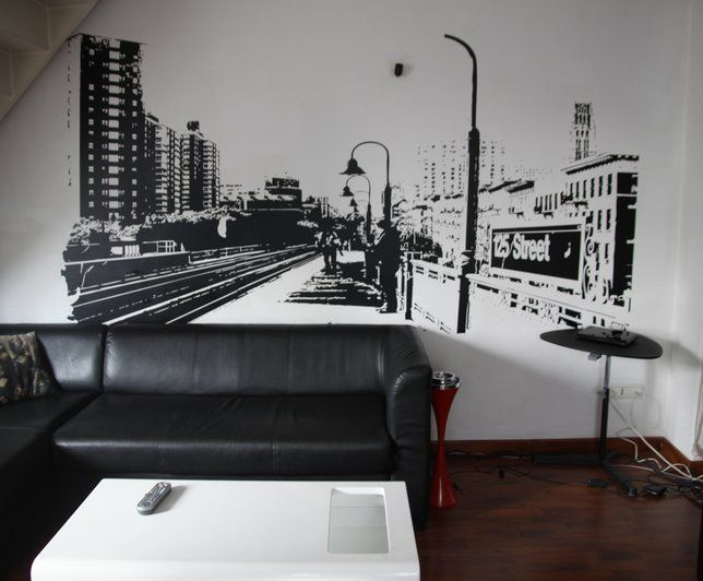 Id e d co appartement moderne - Idee appartement moderne ...