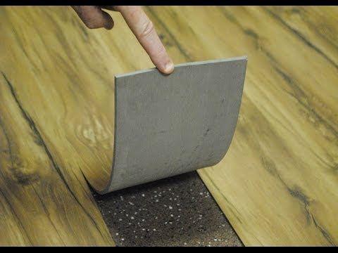 Waterproof Loose Lay Vinyl Plank Flooring: Supreme Elite Freedom   YouTube    50 Year