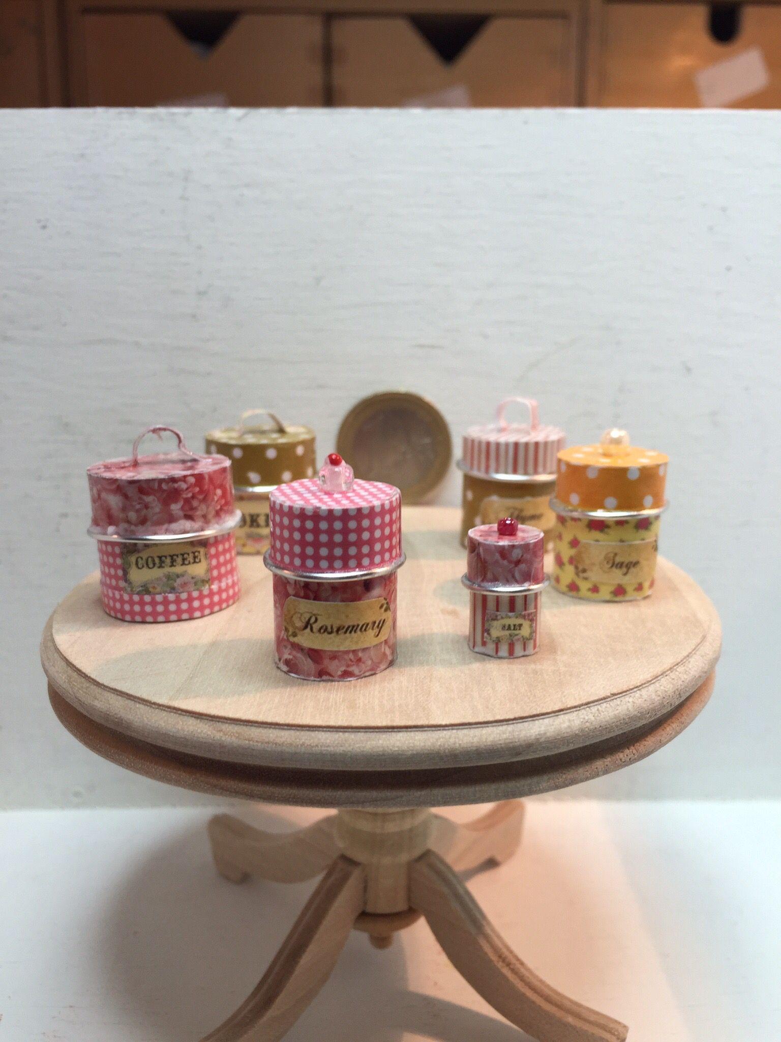 Diy Dollhouse Dollhouse Miniatures Miniature Kitchen Mini