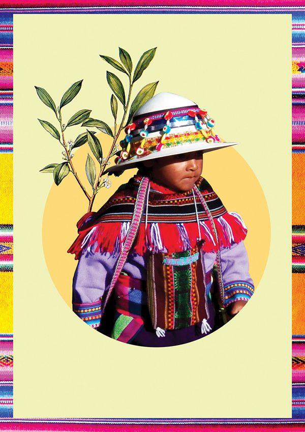 Exposição Arte Digital - Raízes Andinas on Behance
