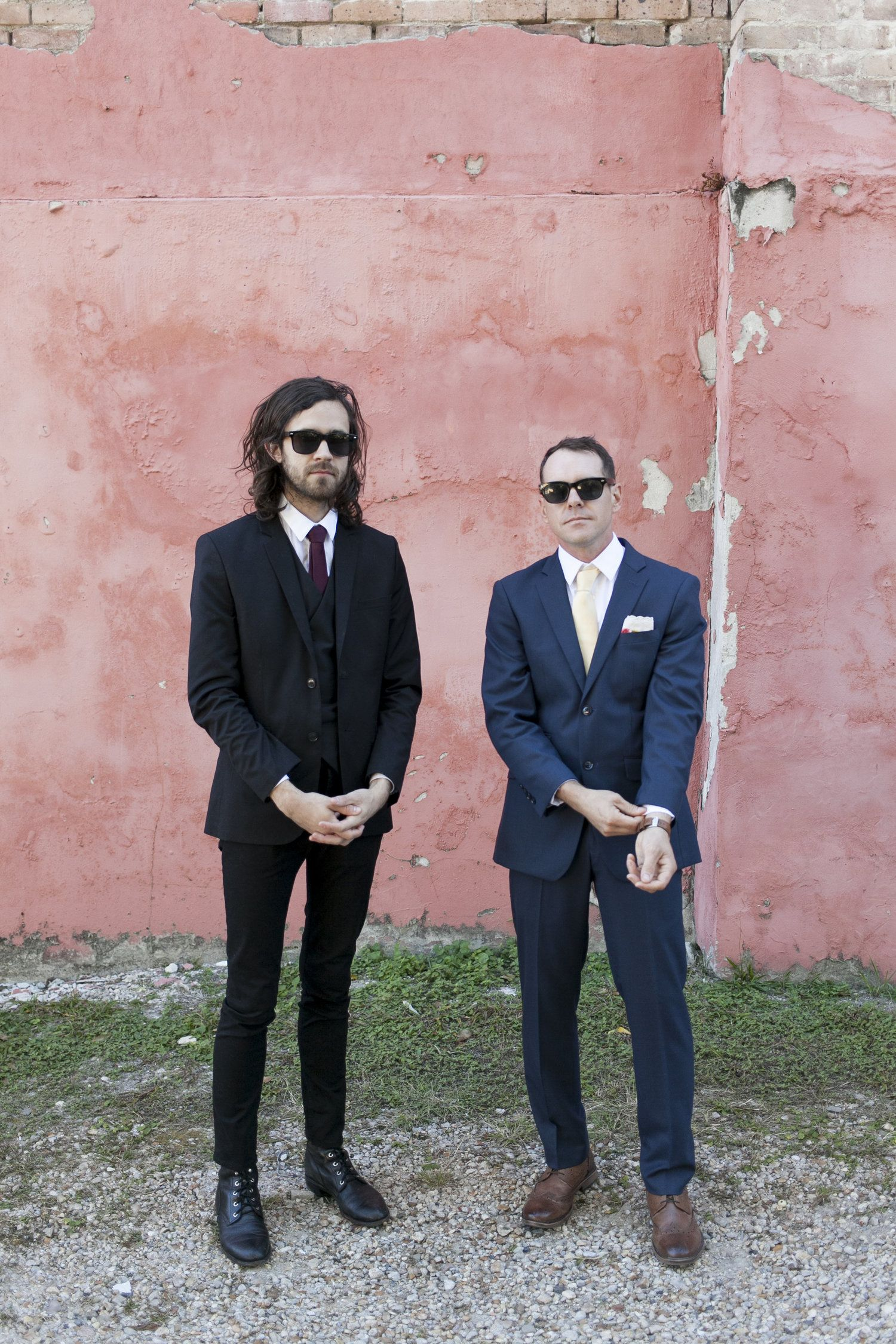 Groom & Best Man HTNO Events New Orleans Wedding Planning & Design ...