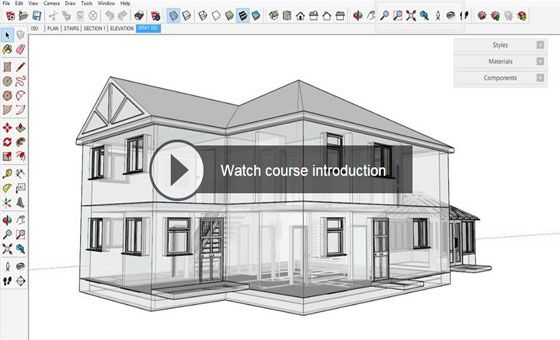 Sketchup for architecture  Some exclusive video based