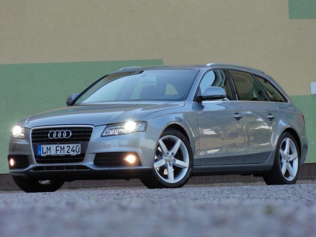 Audi A4 1 8t Sport Pakiet Niemcy 5627169366 Oficjalne Archiwum Allegro Bmw Car Bmw Suv Car