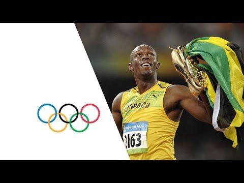 Usain Bolt Wins 100m/200m Gold - Beijing 2008 Olympics ...