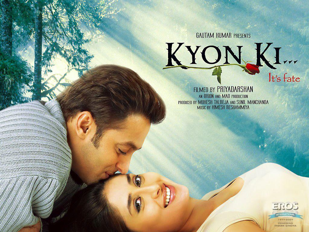 Kyon Ki... (2005). Good Bollywood romantic movie ...