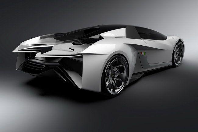 Lamborghini Diamante Concept - 10 - Foto Prototipi e Concept