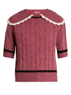 Shopping Online With Mastercard KNITWEAR - Jumpers Miu Miu Sale Big Discount Pay With Visa For Sale Sale Order Sale Newest Mj3YH5aXmN