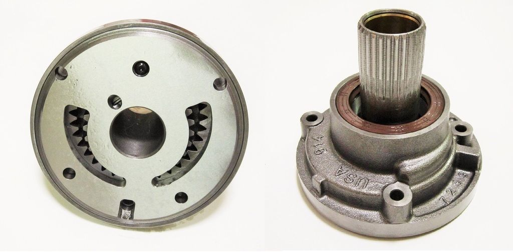 Details about HKJ2036 New Water Pump for JCB 2 (3C MKII) 3CX