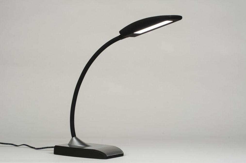 Artikel 10107 bijzonder moderne tafellamp voorzien van veranderbare