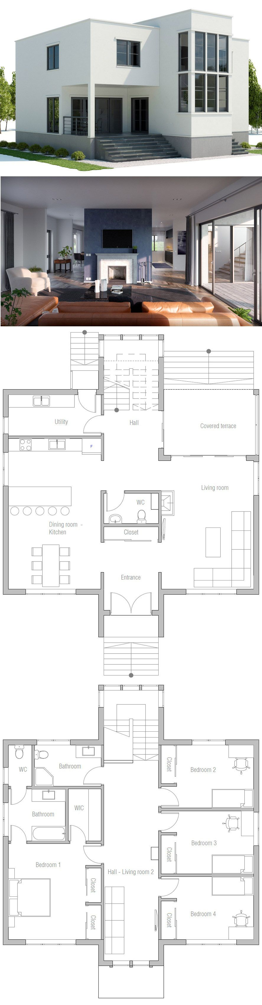House Designs Home Plans Architecture House Architecture Modern Architecture House House Plans Architecture House