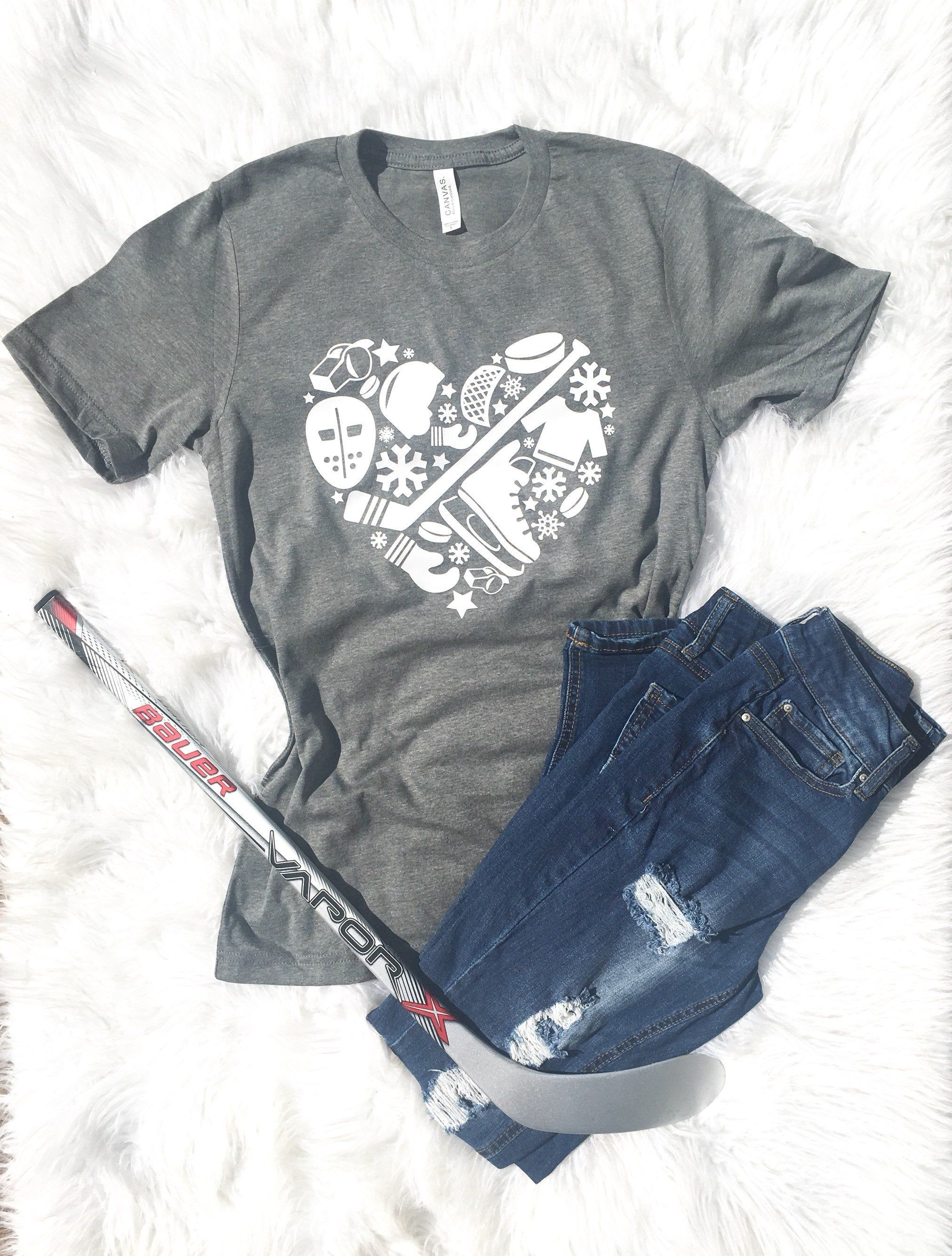 Hockey Mom, Shirt for Mom, Hockey life, Hockey Gifts ...