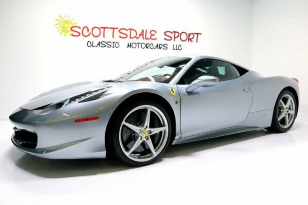 2010 Ferrari 458 ITALIA * ONLY 9K Miles...Front Lift