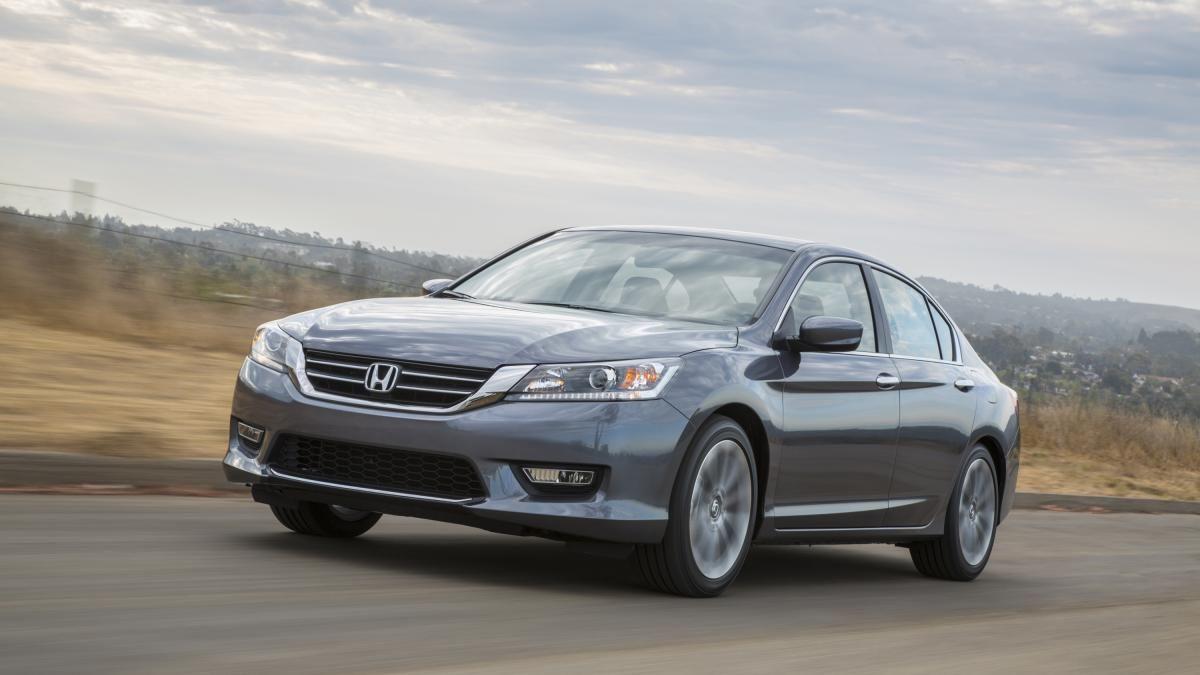 2015 Honda Accord Sport Sedan review notes Honda accord