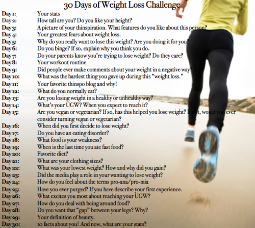 weightlosschallenge | Work it, girl! | Pinterest
