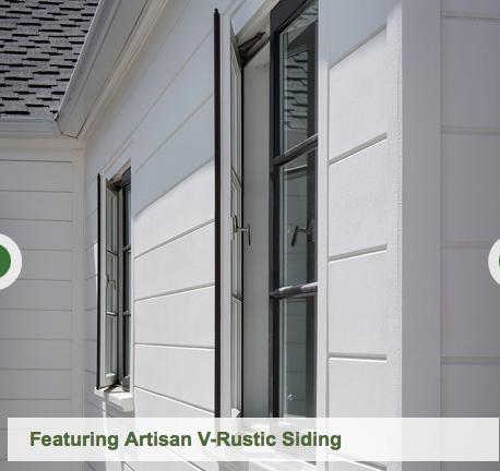 James Hardie Artisan V Rustic Exterior House Siding House Cladding Exterior Wall Cladding