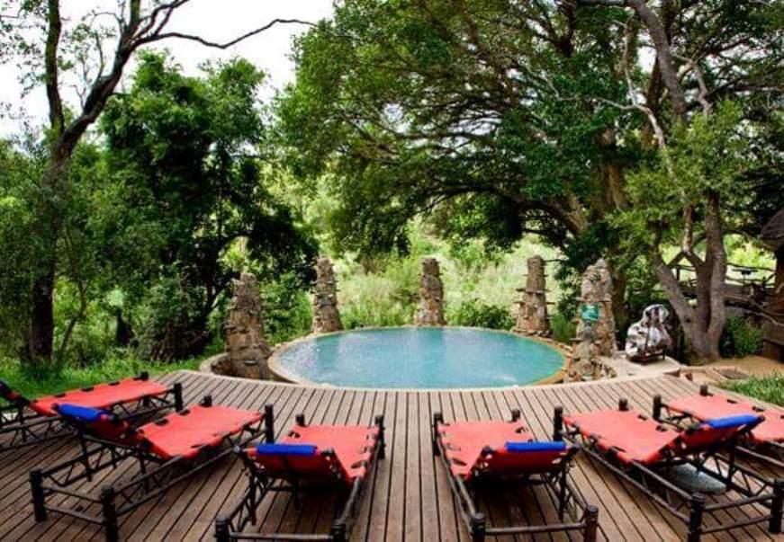 Letsitele aha Makalali Private Game Lodge South Africa