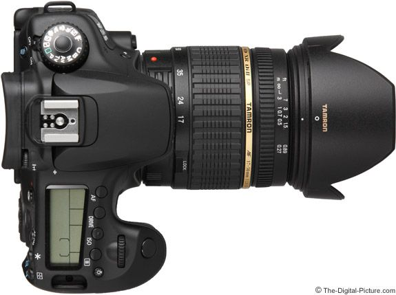 Tamron 17 50mm F 2 8 Xr Di Ii Lens On Canon Eos 60d Review From The Digital Picture Com Tamron Lens Camera Lenses