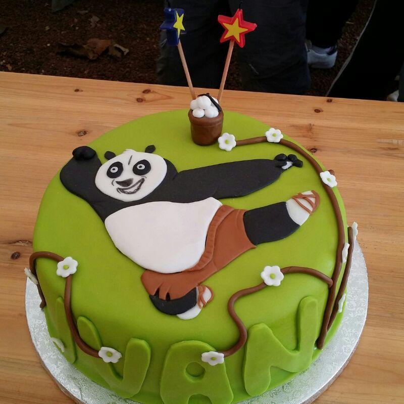 Tarta Konfu Panda
