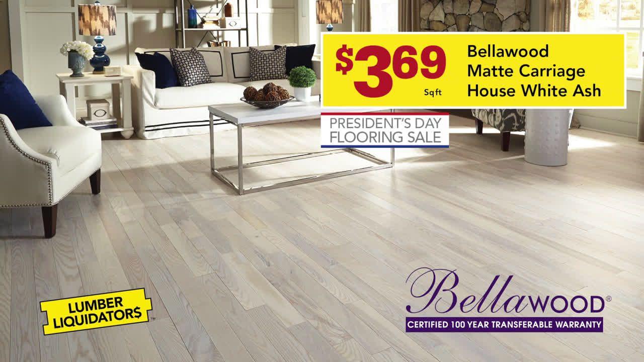 Lumber Liquidators President S Day Sale Ad Commercial On Tv 2019 Flooring Sale Lumber Liquidators Tax Refund