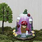 Big Mushroom House Fairy Garden Gnom Moos Terrarium Wohnkultur für Harz Handwer...#big #fairy #für #garden #gnom #handwer #harz #house #moos #mushroom #terrarium #wohnkultur