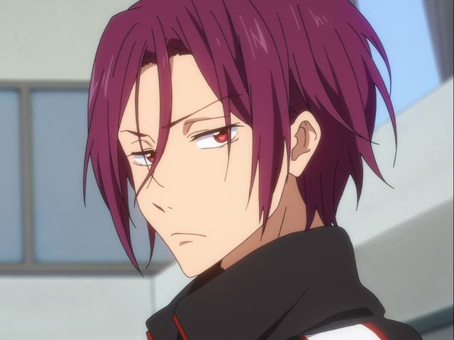 Pin On Hot Anime Rin matsuoka is a character from the anime free! pin on hot anime