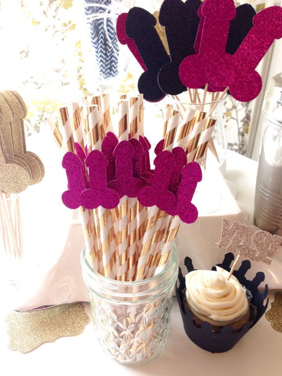 cupcakes en forma de pene