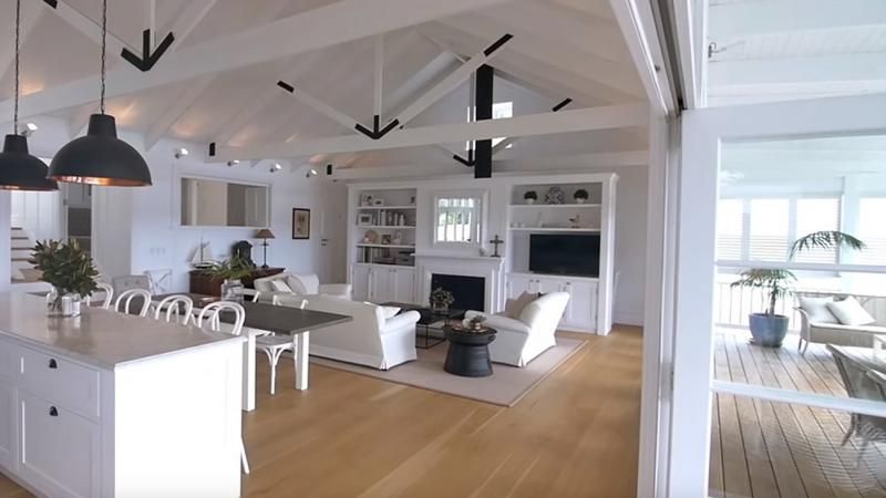 take a tour of an incredible home that brings an on trend hamptons feel to - Tour Of The Hamptons
