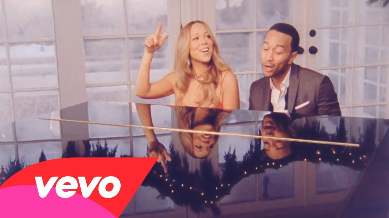 Mariah Carey, John Legend - When Christmas Comes ONE OF MY ...