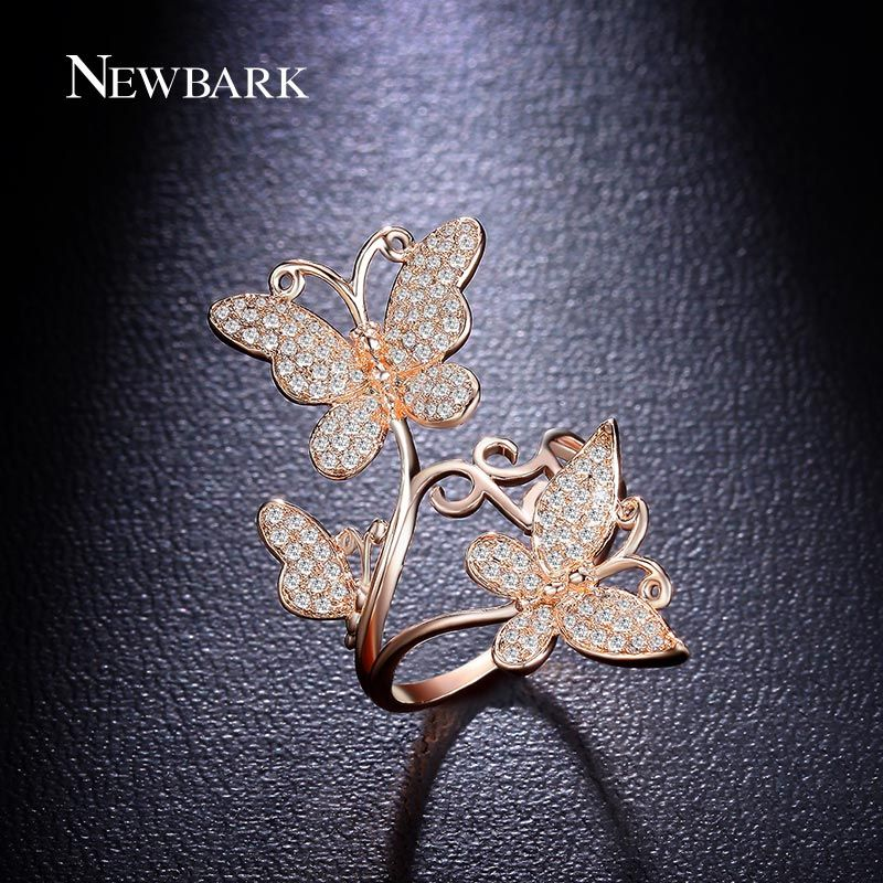 Find More Rings Information about NEWBARK Stylish