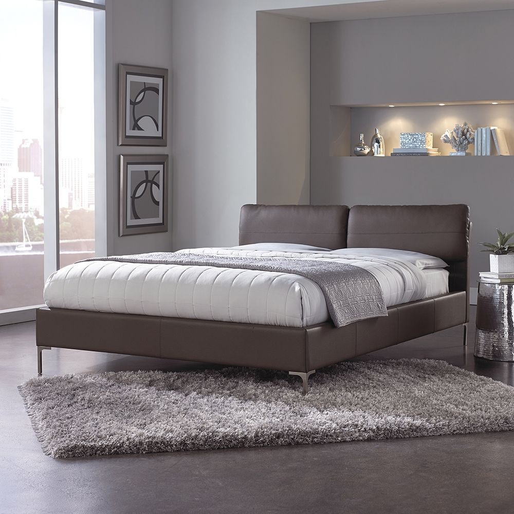 Best Fashion Bed Group B7183 Greige Aurora Eastern King 400 x 300
