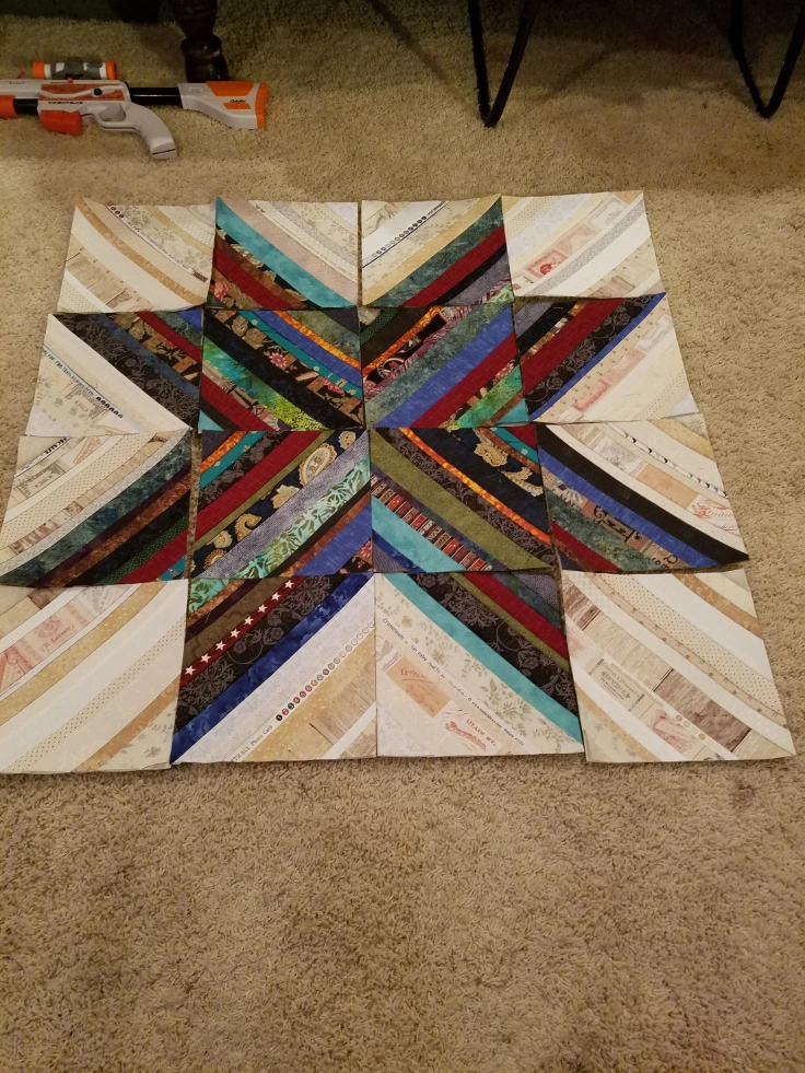 Pin On Quilting Strip Piecing