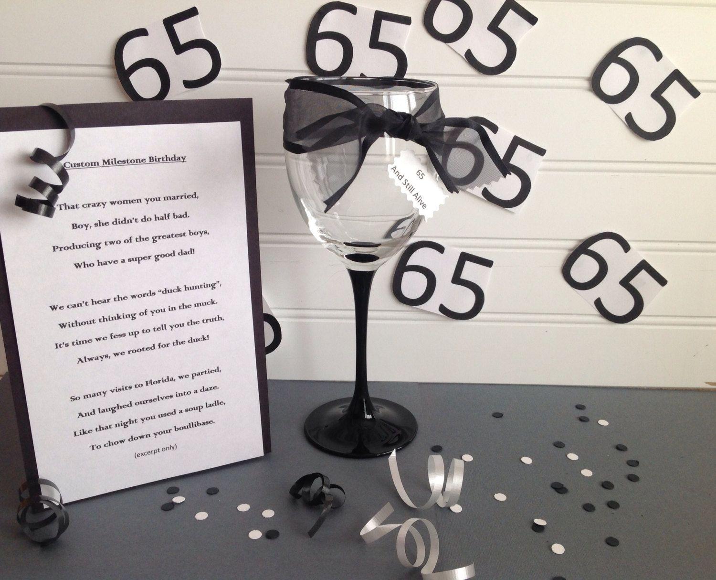 65th Birthday Gift Ideas For Mom 65 birthday ideas in